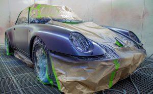 Refaire soi-même la peinture de sa voiture