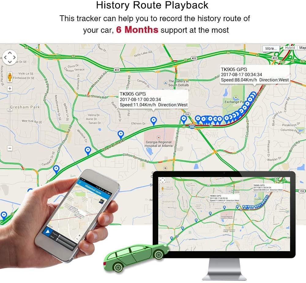traceur GPS sans abonnement