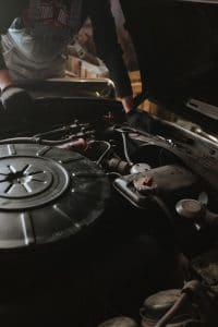 Recyclage batterie de voiture